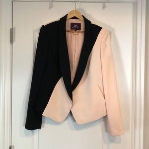 Rachel Roy tuxedo jacket